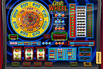 Play Cash wheel